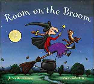 Buy Room on the Broom by Julia Donaldson online in india - Bookchor | 9781405021746