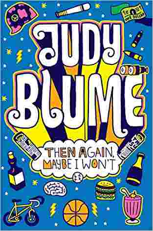 Buy Then Again, Maybe I Wont by Judy Blume online in india - Bookchor   9781447202905