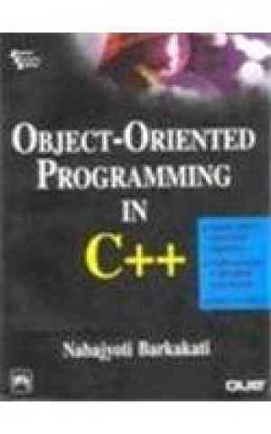 Buy Object Oriented Programming In C++ by Barkakati online in india - Bookchor | 9788120308893