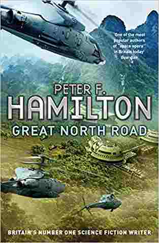 Buy Great North Road by Peter F. Hamilton online in india - Bookchor   9780230750050
