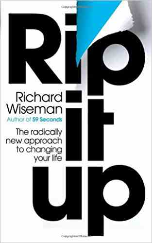 Buy Rip It Up by Professor Richard Wiseman online in india - Bookchor | 9780230752078