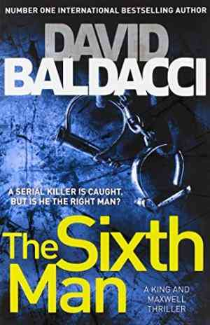 Buy The Sixth Man by David Baldacci online in india - Bookchor   9780230753334