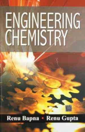 Buy Engineering Chemistry by Bapna online in india - Bookchor   9780230330764