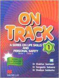 Buy On Trackbook 1 Class 3 by Macmillan Publishers online in india - Bookchor | 9780230634077