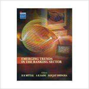 Buy Emerging Trends in the Banking Sector by R K Mittal online in india - Bookchor   9780230636057