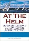 Buy At The Helm by Peter Isler online in india - Bookchor   9780230639133