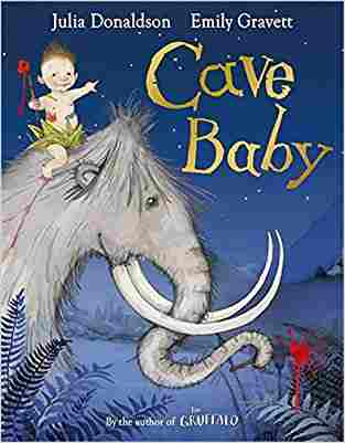 Buy Cave Baby by Julia Donaldson online in india - Bookchor | 9780330522762