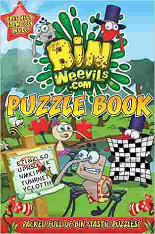 Buy Bin Weevils Puzzle Book by Macmillan online in india - Bookchor | 9781447200048