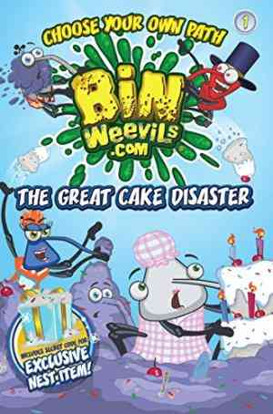Buy Bin Weevils Choose Your Own Path 1 by Mandy Archer online in india - Bookchor   9781447205319