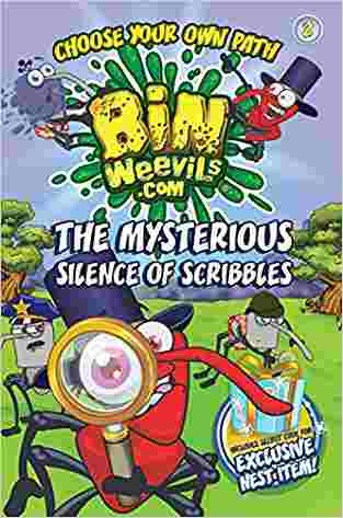 Buy Bin Weevils Choose Your Own Path 2 by Mandy Archer online in india - Bookchor | 9781447205326