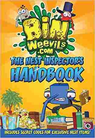 Buy Bin Weevils: the Nest Inspectors Handbook by Steph Woolley online in india - Bookchor | 9781447205357