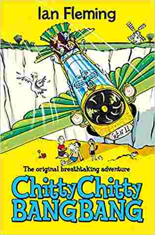 Buy Chitty Chitty Bang Bang by Ian Fleming online in india - Bookchor | 9781447213758