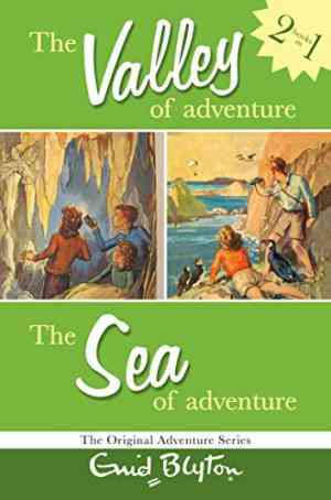Buy Valley of Adventure by Enid Blyton online in india - Bookchor | 9780330398367