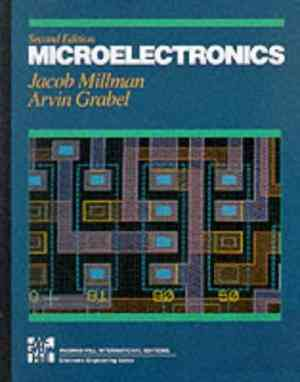 Buy Microelectronics 2nd Ed. by Jacob Millman online in india - Bookchor   9780071005968