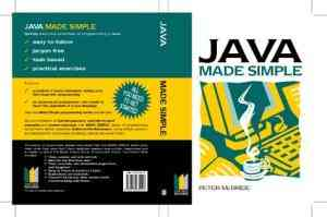 Buy Java Programming Made Simple by Bernard Cornwell online in india - Bookchor | 9780750632416