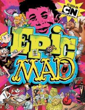 Buy Epic Mad by The Usual Gang of Idiots online in india - Bookchor | 9781401237622