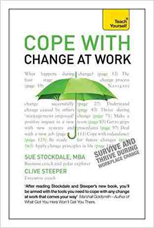 Buy Cope with Change at Work by Sue Stockdale online in india - Bookchor   9781444171259