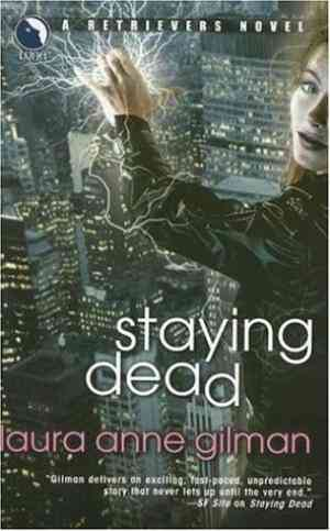 Buy Staying Dead by Laura Anne Gilman online in india - Bookchor   9780373802531