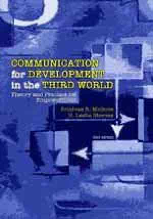 Buy Communication for Development in the Third World: Theory and Practice for Empowerment by Srinivas R Melkote , H Leslie Steeves online in india - Bookchor   9780761994763