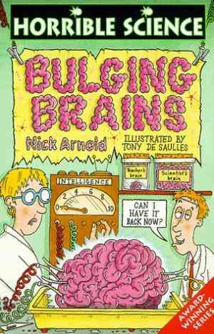 Buy Bulging Brains by Nick Arnold online in india - Bookchor   9780590113199
