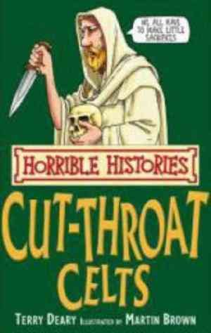 Buy Cut throat Celts by Terry Diary online in india - Bookchor | 9781407104263