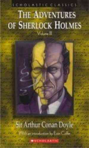 Buy Adventure Of Sherlock Holmes Vol   3 by Arthur Conan Doyle online in india - Bookchor   9788176555531