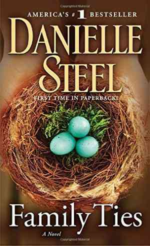 Buy Family Ties by Danielle Steel online in india - Bookchor   9780440245193