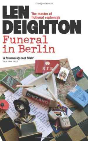 Buy Funeral in Berlin by Len Deighton online in india - Bookchor | 9780586045800