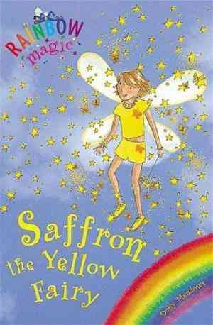 Buy Saffron the Yellow Fairy by Daisy Meadows online in india - Bookchor   9781843620181