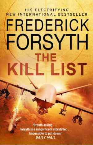 Buy Kill List by Frederick Forsyth online in india - Bookchor   9780552169325