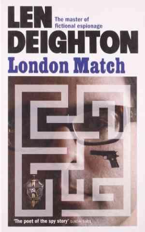 Buy London Match by Len Deighton online in india - Bookchor | 9780586066355