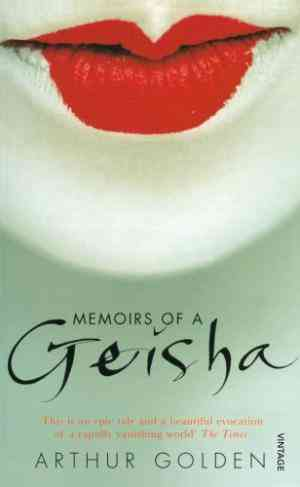 Buy Memoirs of a Geisha by Arthur Golden online in india - Bookchor   9780099282853