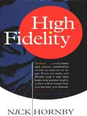 Buy High Fidelity by Nick Hornby online in india - Bookchor | 9780575400184