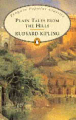 Buy Plain Tales From The Hills by Rudyard Kipling online in india - Bookchor | 9780140620924