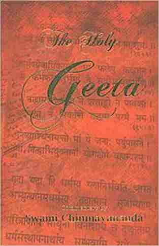 The Holy Geeta...