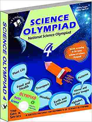 National Science Olympiad - Class 4 (with CD)