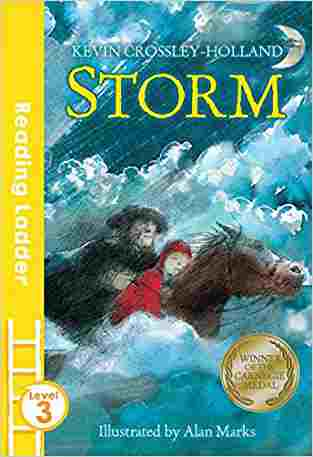 Buy Storm (Reading Ladder Level 3) by Kevin Crossley-Holland online in india - Bookchor   9781405282369
