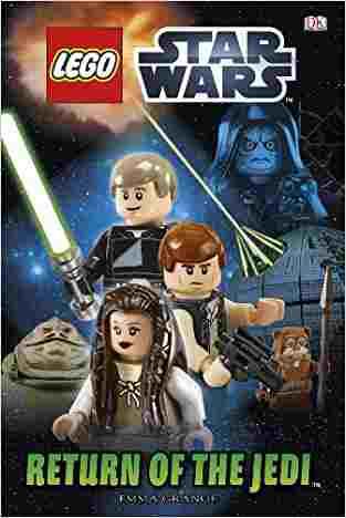 DK-Readers-Level-3:-Lego-Star-Wars-Return-of-the-Jedi