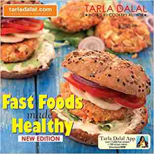 Fast Foods made healthy - English: 1