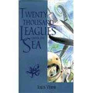 Buy Twenty Thousand Leagues Under The Sea by Jules Verne online in india - Bookchor | 9780749854553