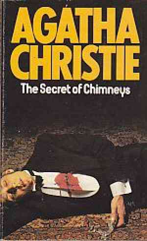 Buy The Secret of Chimneys by Agatha Christie online in india - Bookchor | 9780586045145