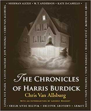 The-Chronicles-of-Harris-Burdick