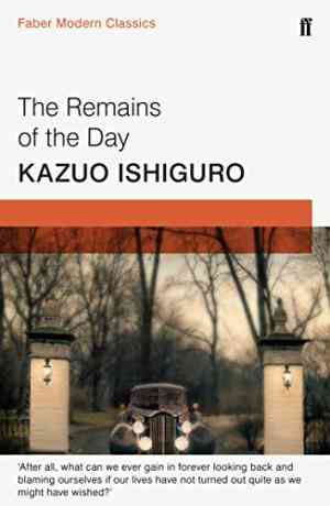 Buy The Remains of the Day by Kazuo Ishiguro online in india - Bookchor | 9780571322732