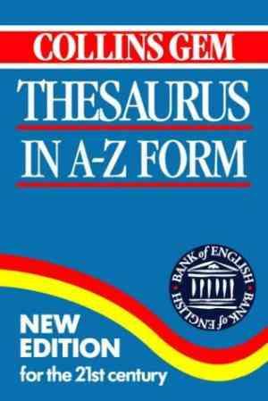 Collins-Gem-Thesaurus-(Collins-Gems)