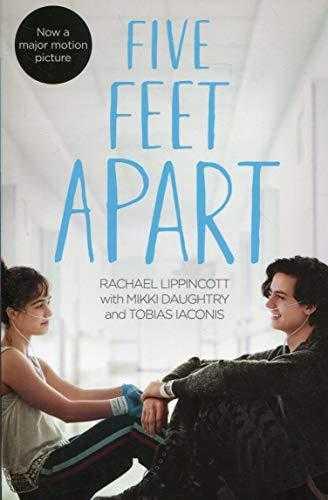 Buy Five Feet Apart by Rachael Lippincott online in india - Bookchor   9781471185090