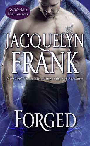 Forged-(The-World-of-Nightwalkers,-#4)