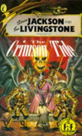 The-Crimson-Tide-(Fighting-Fantasy,-#47)