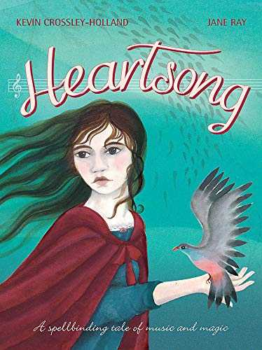 Buy Heartsong by Kevin Crossley-Holland online in india - Bookchor   9781408336076