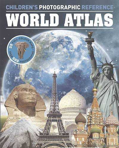 Children\\\'s-Photographic-Reference-World-Atlas