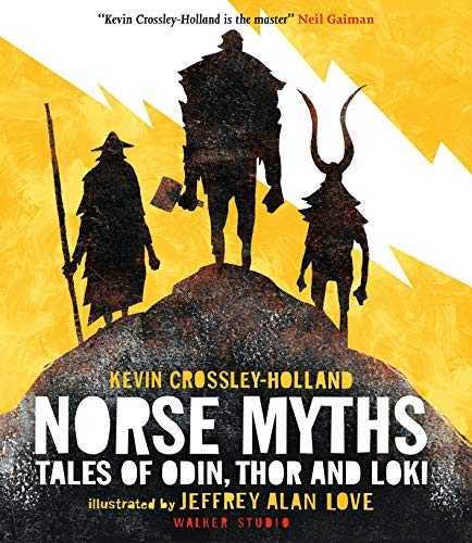 Buy Norse Myths by Kevin Crossley-Holland online in india - Bookchor   9781406361841